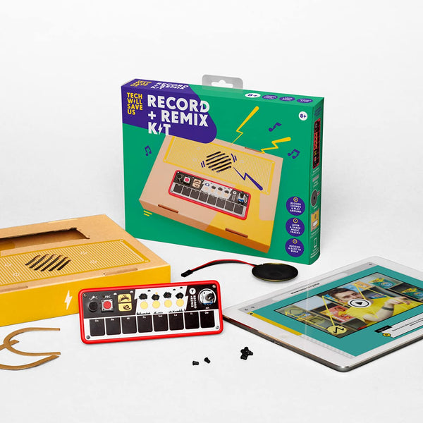Record and Remix Kit
