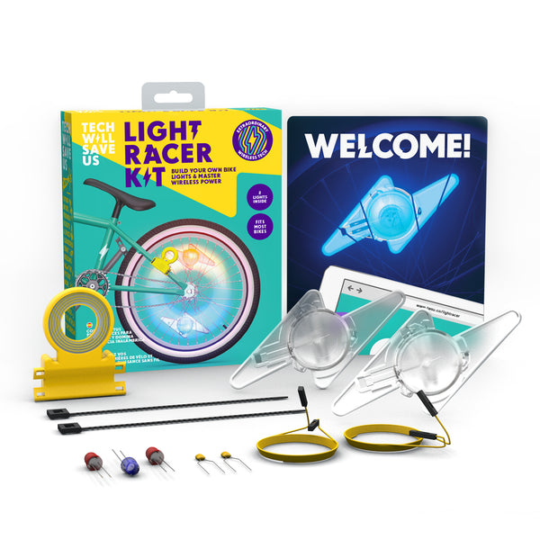 Light Racer Education Pack