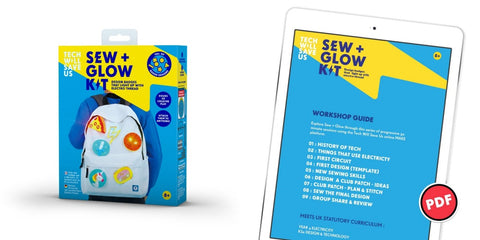 Sew + Glow Education Pack
