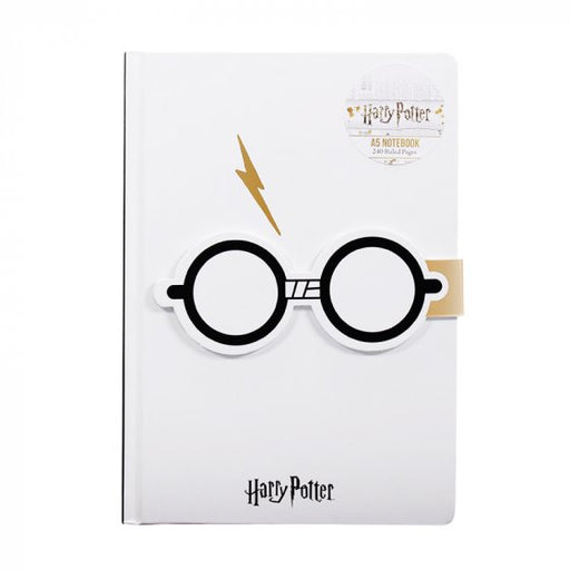 A5 NOTEBOOK - HARRY POTTER (LIGHTNING BOLT)