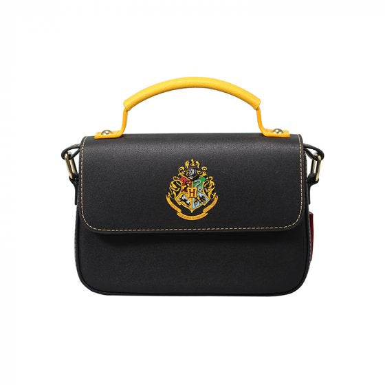 SATCHEL BAG - HARRY POTTER (HOGWARTS CREST)