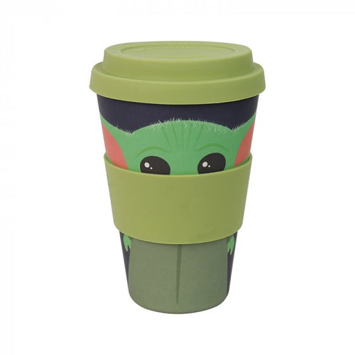 TRAVEL MUG (BAMBOO) - STAR WARS (THE CHILD)