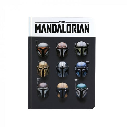 A5 NOTEBOOK - STAR WARS (MANDALORIAN)