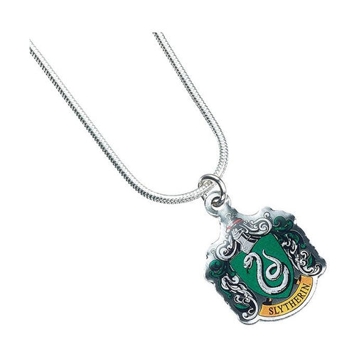 Harry Potter Slytherin Crest Necklace