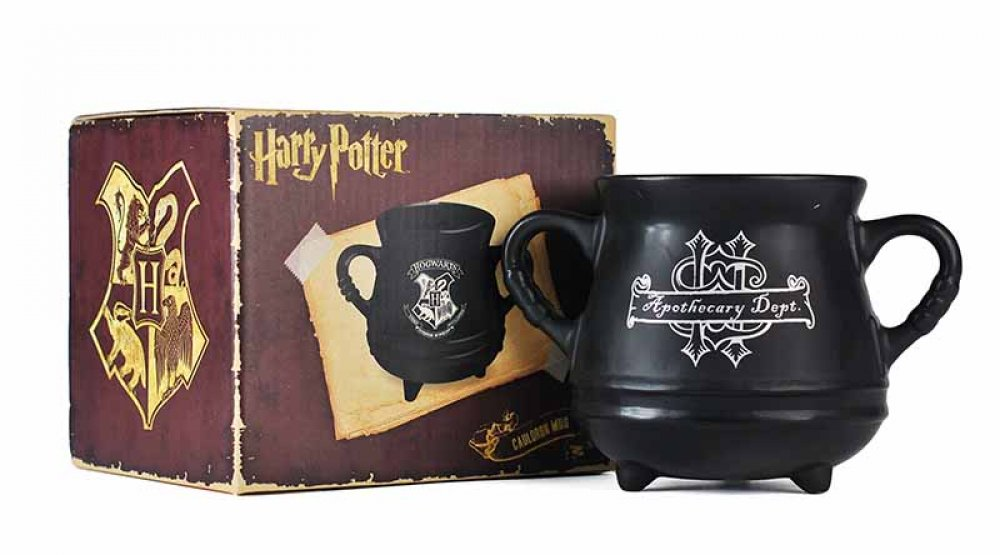 MUG CAULDRON (650ML) - HARRY POTTER (APOTHECARY)