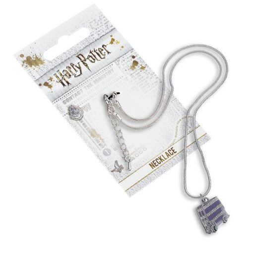 Harry Potter Knight Bus Necklace