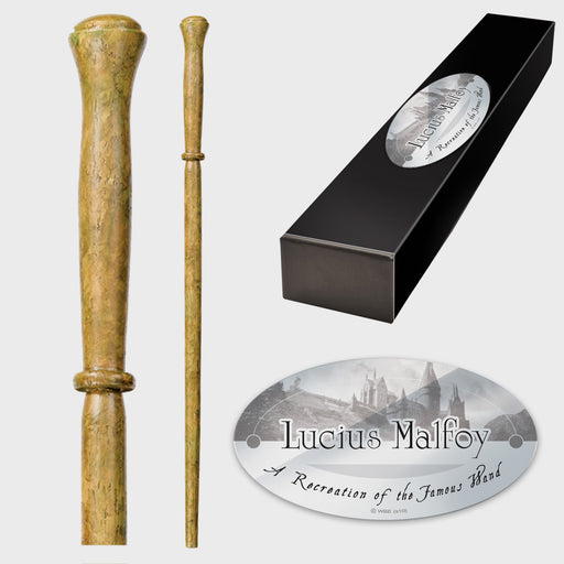 Lucius Malfoy Character Wand