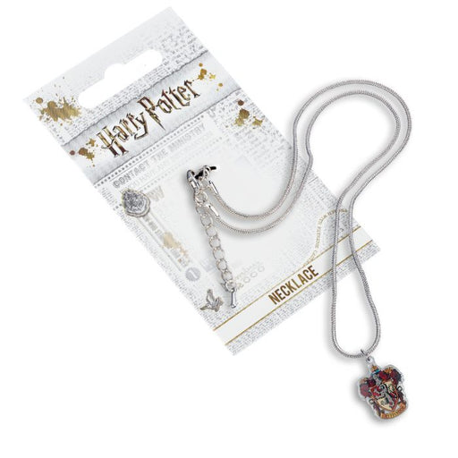 Harry Potter Gryffindor Crest Necklace