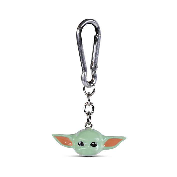 Star Wars: The Mandalorian (The Child) 3D Keychain