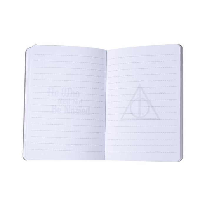 HARRY POTTER A6 NOTEBOOKS (VILLAINS)
