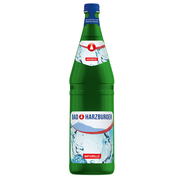 Bad Harzburger Still/12 x 0.75 l - Glas