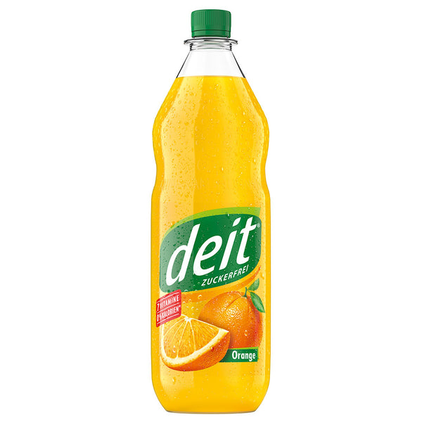Deit Orange / 12 x 1.0 l – PET