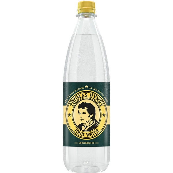 Thomas Henry Tonic Water / 6 x 1.0 l – PET