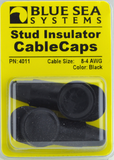 Cable Caps. Stud Insulator. Blue Sea Systems