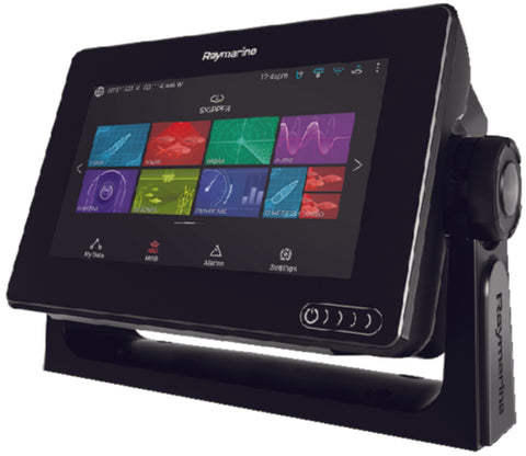 Axiom Touchscreen Multifunction Display
