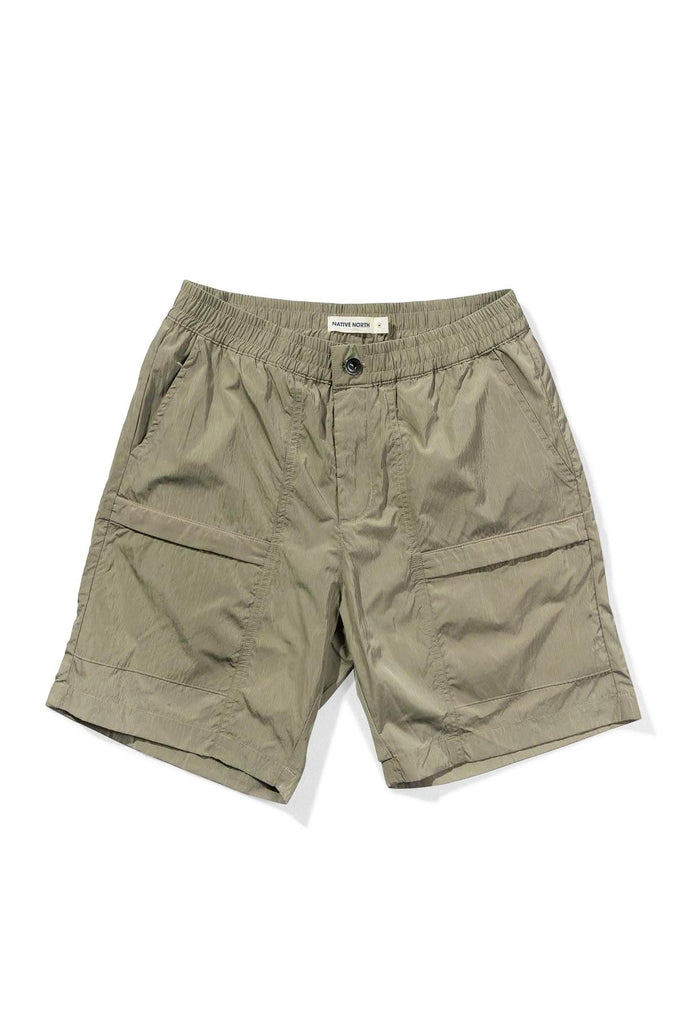 Tech Shorts (Beige) - Native North