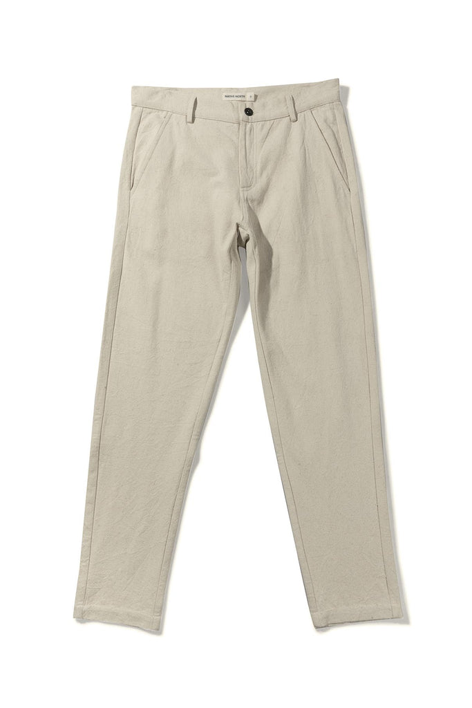 Bassa Salt & Pepper Pants (Beige) - Native North