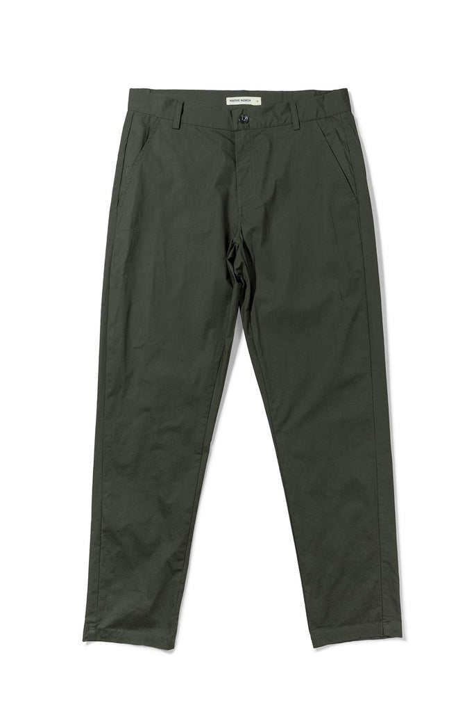 Bassa Paper Pants (Green) - Native North