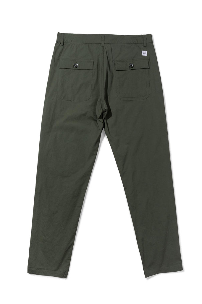 Bassa Paper Pants (Green) - Native North Scandinavian Design Clothing