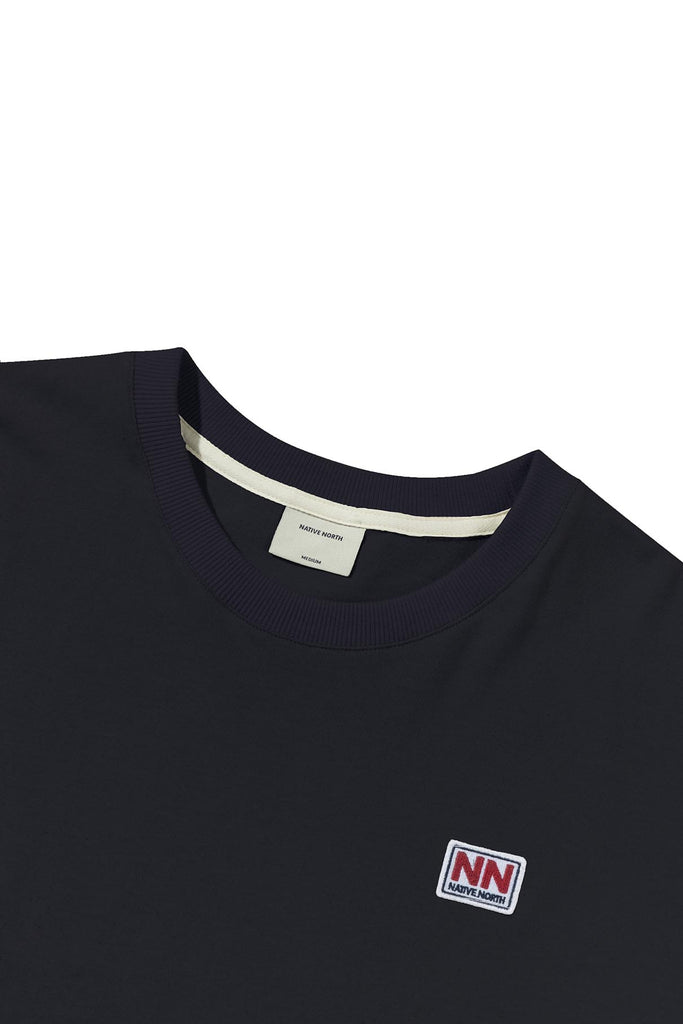 L7 Logo Tee Navy - Native North