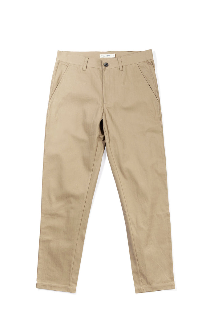 Herringbone Bassa Pants - Khaki - Native North