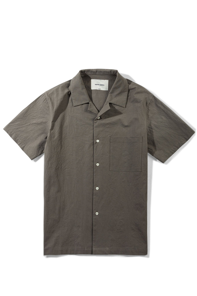 4-Way Stretch Short Sleeve - Grey - Native North