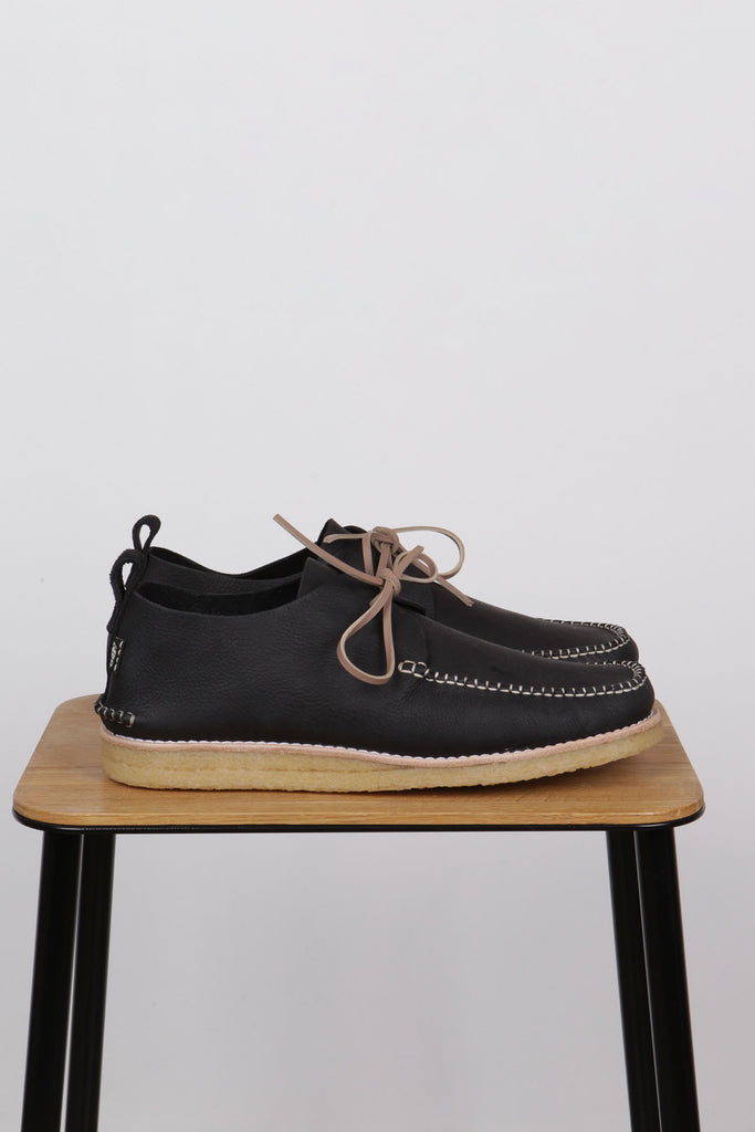 Yogi Lawson Black Leather - Native North