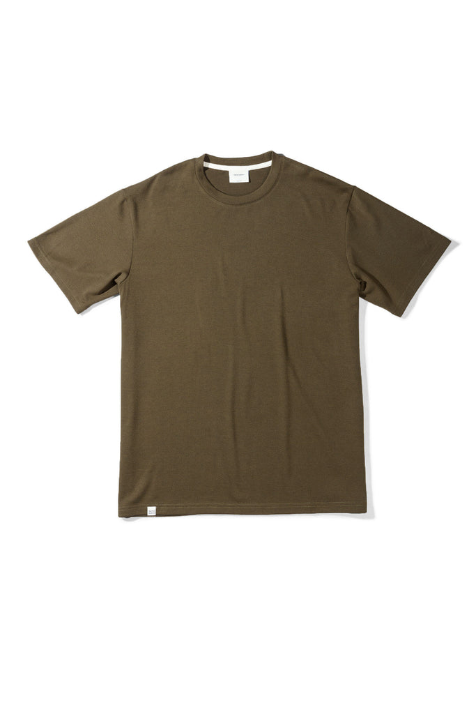 Ultra Soft Tee Green - Native North Scandinavian Design Clothing