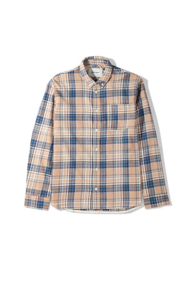 Coral Check Shirt - Native North