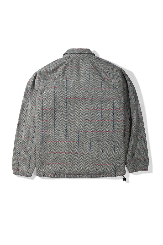 Gofer Wool Coach Grey - Native North Scandinavian Design Clothing