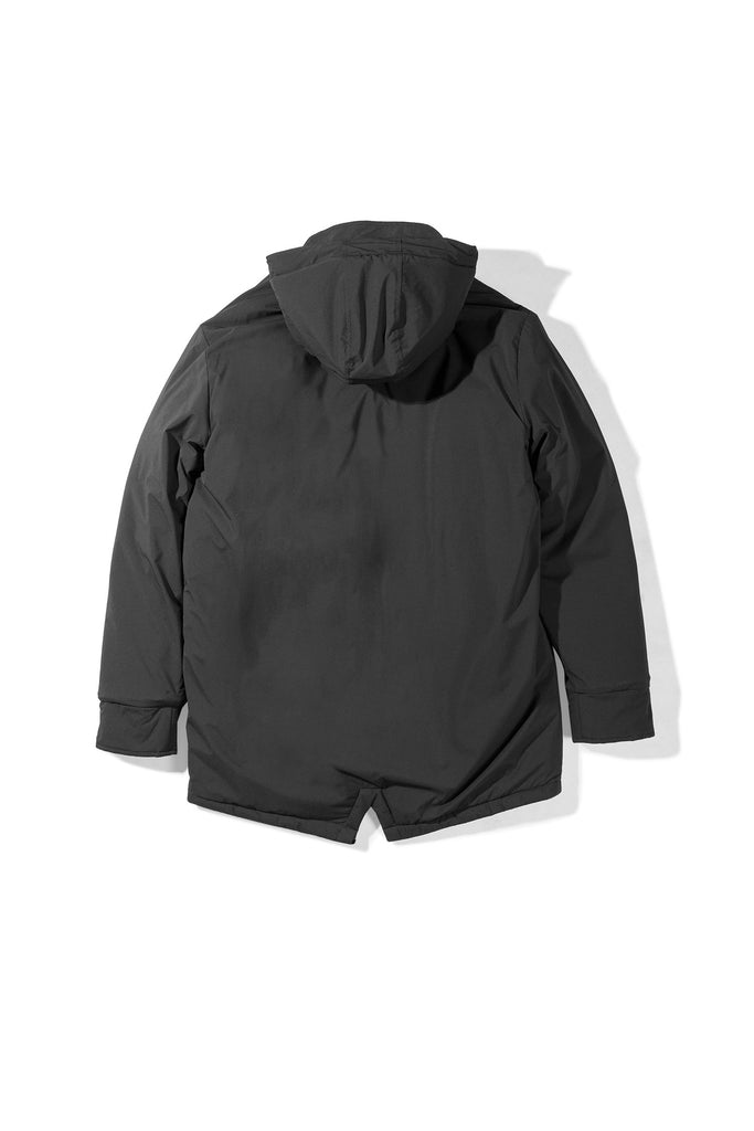 Storm Parka 4.0 Black - Native North Scandinavian Design Clothing