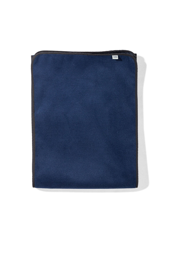 Fleece Scarf Navy & Navy - Native North