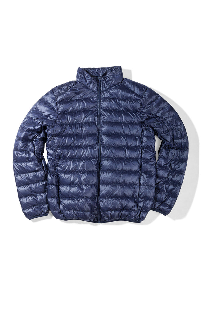 Air Down Jacket - Purple Blue - Native North Scandinavian Design Clothing