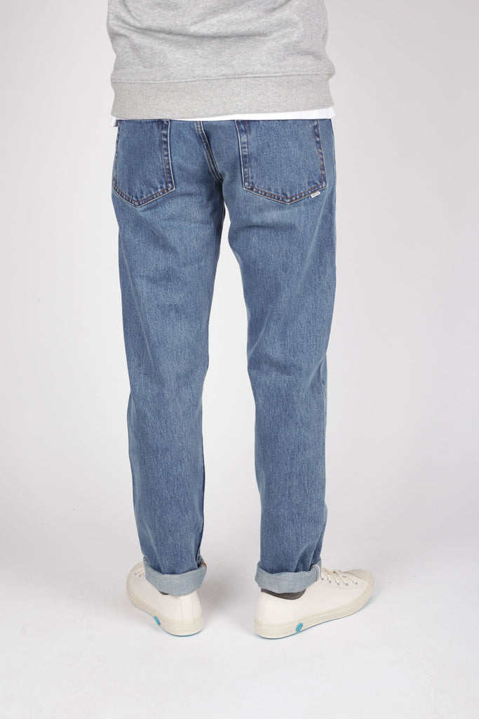 Northern Selvedge Denim - Heavy Stone Wash