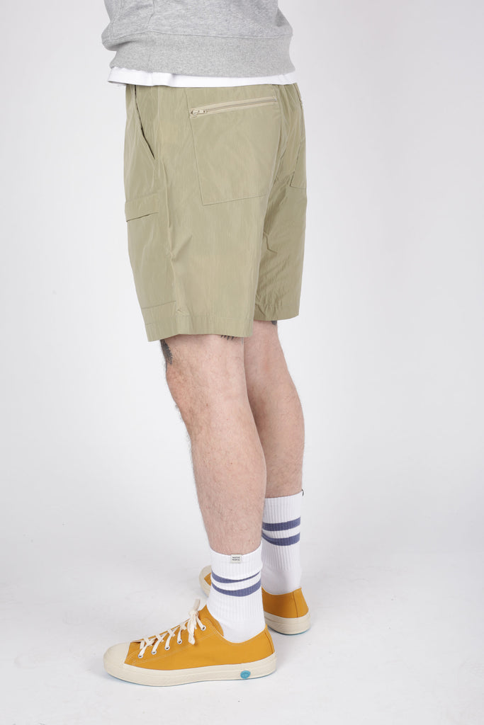 Tech Shorts (Beige) - Native North Scandinavian Design Clothing