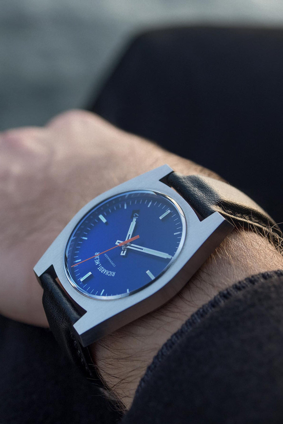 Richardt & Mejer Signature Blue/Black