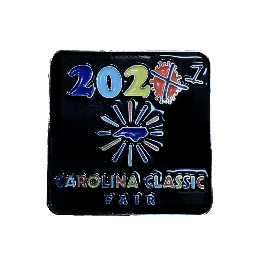 Collectible Pin - 2021 Carolina Classic Fair
