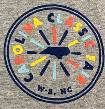 "Load image into Gallery viewer, Carolina Classic Fair ""Second to None in 2021"" Short Sleeve T-Shirt"