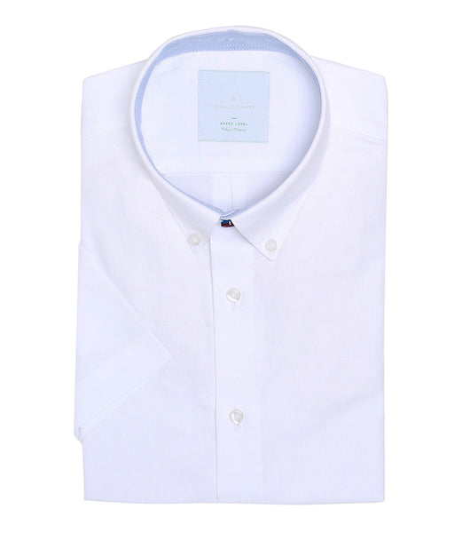 Novello S/S White Oxford