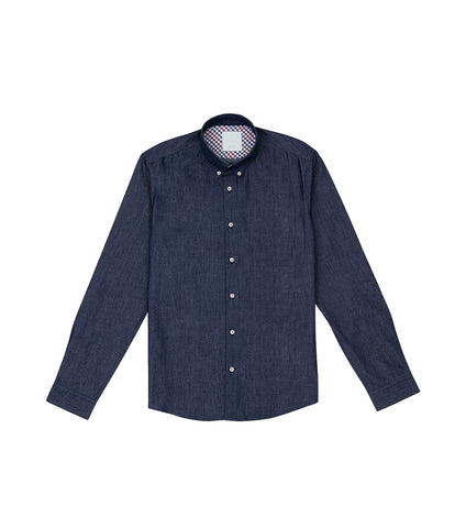 Oystergate Washed Chambray
