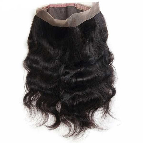 Brazilian Body Wave 360 Lace Frontal - PremierCareOnline