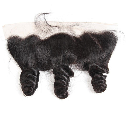 Brazilian Loose Wave 13x4 Lace Frontal - PremierCareOnline