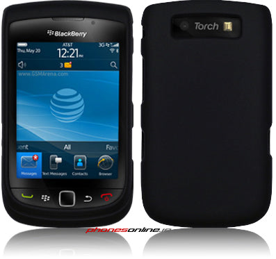 Blackberry 9800 Torch Screen Protector (2 pieces)