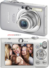 Load image into Gallery viewer, Canon Digital IXUS 95 IS Silver Compact Digital Camera