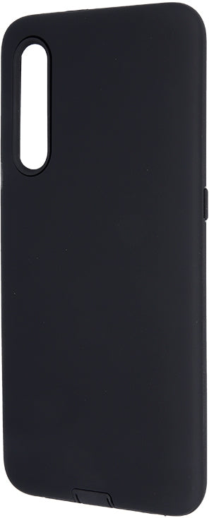 iPhone SE 2 2020 Dual Pro Hard Shell Cover - Black