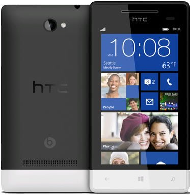 HTC 8S Black/White SIM Free