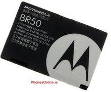 Load image into Gallery viewer, Motorola BR50 Battery for V3, V3i
