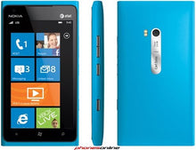 Load image into Gallery viewer, Nokia Lumia 900 Cyan SIM Free