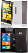 Load image into Gallery viewer, Nokia Lumia 920 TPU Case Black by Jekod