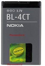 Load image into Gallery viewer, Nokia BL-4CT Battery